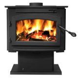 Timberwolf 2100 Small Wood Burning Stove with Door