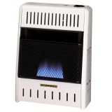 ProCom MGT10BF Ventless Dual Fuel Blue Flame Wall Heater