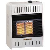 ProCom ML1PHG Two Plaque Ventless Infrared Wall Heater - LP