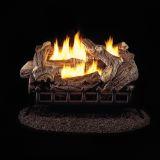 "ProCom WZN24MVA 24"" Ventless Log Set w/ Dual Burner - NG"