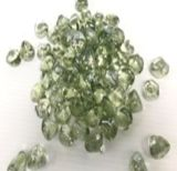 Enhance A Fire Large Iridesent Diamond Collection Fire Glass - Clear