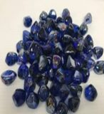 Enhance A Fire Large Iridesent Diamond Collection Fire Glass -Sapphire