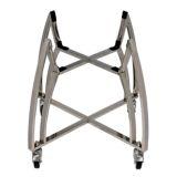 Saffire SGUS15-KSCU3 304 Stainless Cart for Medium Grills