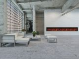 """Modern Flame Landscape 2 Series Built-in Electric Fireplace, 120 x 15"""""""