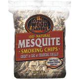 21 Century B42A2 Mesquite Wood Chips - 2lb. Bag