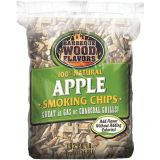 21 Century B42A4 Apple Wood Chips - 2lb. Bag