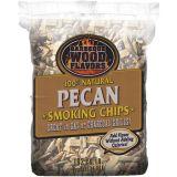 21 Century B42A5 Pecan Wood Chips - 2lb. Bag