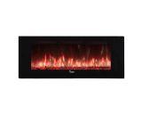 Caesar Hardware Luxury Linear Electric Fireplace 74-Inch CHFP-74A