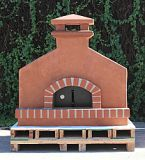 Forno Bravo Gabled Pizza Oven