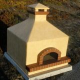 Forno Bravo Hipped Pizza Oven