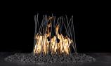 """Milled 1/4"""" Steel Fire Twigs"""
