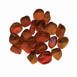 Sierra Flame AMSF-GLASS-10 Small Bead Fireglass - Orange