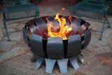Desert Steel 410-500 Tanami Wood Burning Fire Pit - Steel