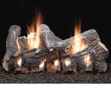 "30"" Sassafras Vent Free Gas Logs with Variable Control - NG"