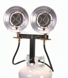 Az Patio Heaters LP-5000-BD Double Burner Tank Top Heater