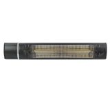 Az Patio Heaters HIL-TW15R Wall Mount Electric Heater in Black