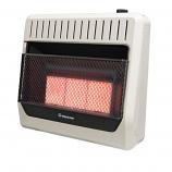 ProCom MN2PHG Ventless 20K BTU Infrared Wall Heater - NG