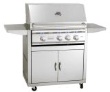 "Summerset Deluxe Grill Cart for 32"" TRL Grill - CART ONLY"