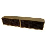 Applied Ceramics ACI-5C Rectangular Combustor - 16 CPSI