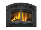 High Country 3000 Wood Burning Fireplace Package-1