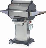 Phoenix SDSSOCP Grill Head on Stainless Steel Pedestal Cart - LP