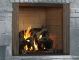 """Outdoor Lifestyles Castlewood 42"""" Outdoor Wood Burning Fireplace"""