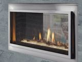 Outdoor Lifestyles ODMEZG-36 Indoor/Outdoor See-Through Gas Fireplace