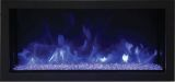 Remii Indoor/Outdoor Built-in Electric Fireplace