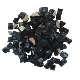 Remii Charcoal Reflective Fireglass - 1/2""