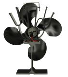 US Stove MH4 Miracle Heat 4 Blade Thermo-electric Fan