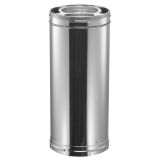 """SD9017SS Duravent 6"""" X 36"""" Stainless Class A Triple Wall Chimney Pipe"""