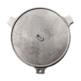 Golden's Cast Iron 13414 Cast Iron Searing Plate - 20.5""