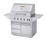 "Estate Elite 36"" Double Drawer Cart Grill -Natrual Gas"