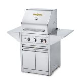 """Estate Elite 24"""" Double Drawer Cart Grill -Natural Gas"""