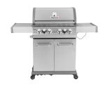 Royal Gourmet SG4003 Stainless Steel 4-Burner Gas Grill With Infrared Rear Burner