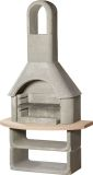 Buschbeck Cortina Outdoor barbeque fireplace