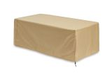 Linear Tan Polyester Protective Cover
