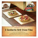 Br Cordierite Grill Stne Tiles