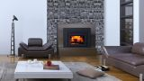 "Fusion 18FN-02 Fireplace Insert with 36"" x 24"" Surround Package4"