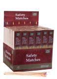 Dagan M-36-DZ Safety Matches - 90 Count