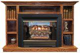 Prestige Bookcase Mantel