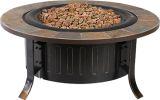Arett B07-66637 Bolen Steel Gas Fire Table