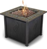 Arett B07-68156 Rockwell Gas Fire Table