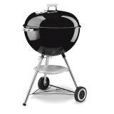 Arett W31-741001 One-Touch Silver Charcoal Kettle Grill