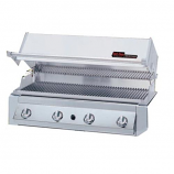 GJK Series Built-In Natural Gas Grill w/SS Cooking Grids - GRILL ONLY