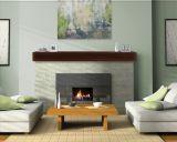 "The Sarah 60"" Shelf or Mantel Shelf MDF Chocolate Brown Paint"