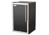 Fire Magic Black Diamond Refrigerator - Left Hinge