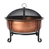 Fire Sense 62665 Palermo Copper Fire Pit
