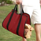 Blue Flame LC.MED.RED Medium Size Log Carrier - Red