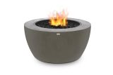 Pod 40 Freestanding Firepit-Propane Gas Fuel-Natural Finish